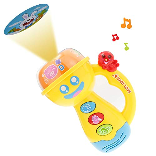 Kidpale Toddler Flashlight Toy