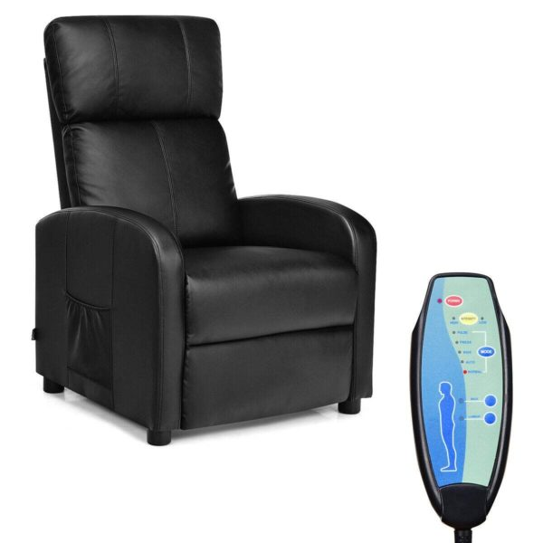Giantex Massage Recliner Adjustable Chair