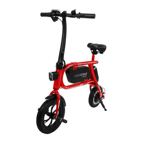 SwagCycle Pro Folding Electric Bike